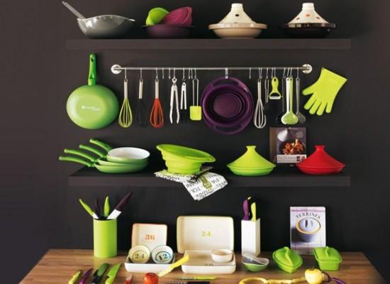 31bf1649f Zelené doplňky pro veselou kuchyni | Styl a Interier