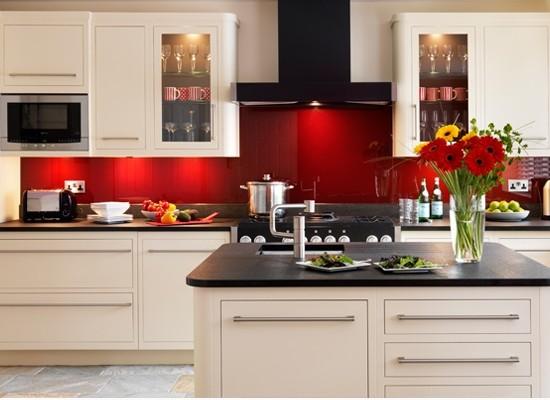 black and white kitchen splashback ideas navteo
