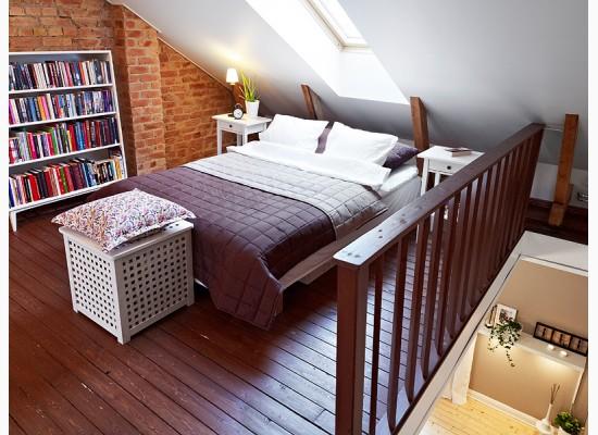 ideas for attic conversion - Ložnice v podkrov má své kouzlo