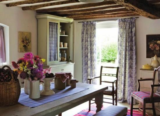 Anglický venkov styl bydlení