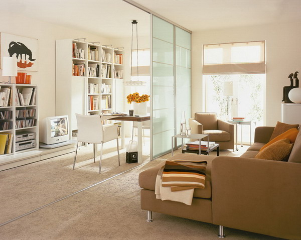 Room Separation Ideas Design