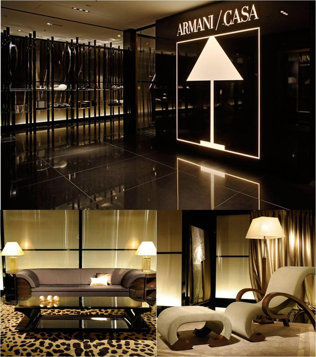 Armani luxusn interi r styl a interier for Armani arredo casa