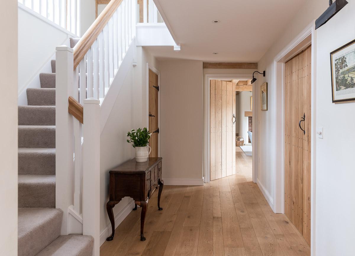 Venkov po anglicku styl a interier for House landing